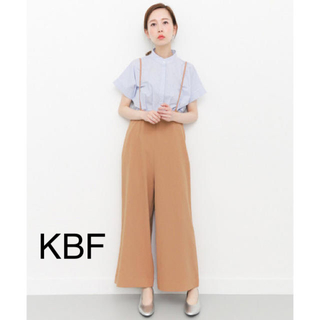KBF - サロペット*KBF