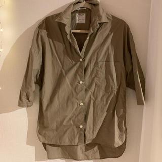 マディソンブルー(MADISONBLUE)のmadisonblue  J.BRADREY shirt(シャツ/ブラウス(長袖/七分))