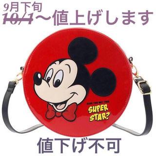 Disney - Mickey Mouse 90th Vintage サークル ショルダーバッグ