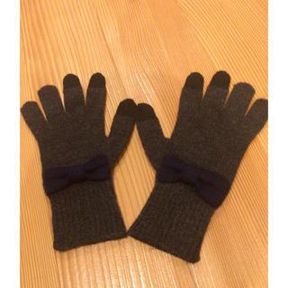 ビューティアンドユースユナイテッドアローズ(BEAUTY&YOUTH UNITED ARROWS)のビューティ&ユース  ユナイテッドアローズ 手袋 美品(手袋)