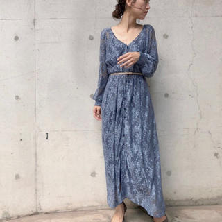 Ameri VINTAGE - アメリヴィンテージ 2WAY LAYLA LACE DRESS