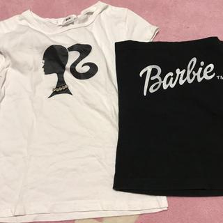 Barbie - バービー tシャツ  ベアトップ