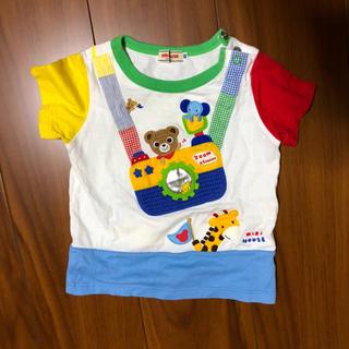 ミキハウス(mikihouse)のMIKIHOUSE 豪華刺繍 プッチー Tシャツ(Tシャツ)