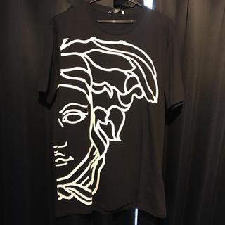VERSACE - Versace Tシャツ 定価250ドル 新品未使用タグ付