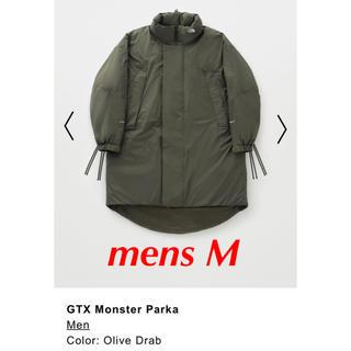 ハイク(HYKE)のHYKE THE NORTH FACE GTX Monster Parka M(ダウンジャケット)