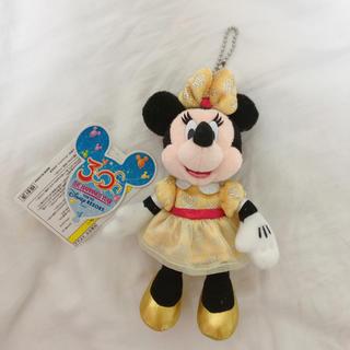 ミニーマウス - タグ付 30th happiness ミニーちゃん ぬいば