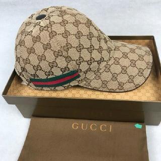 Gucci - グッチキャップ k