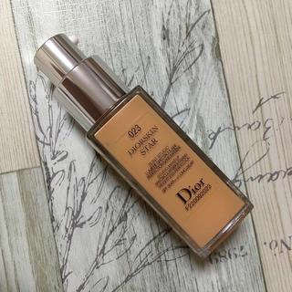ディオール(Dior)のディオール スキン スター フルイド リキッド ファンデーション 023(ファンデーション)