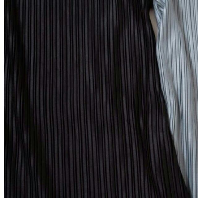 しまむら(シマムラ)のプチプラのあや プリーツワンピース レディースのワンピース(ロングワンピース/マキシワンピース)の商品写真
