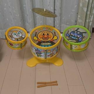アンパンマン - 組み立て式 アンパンマン ドラム