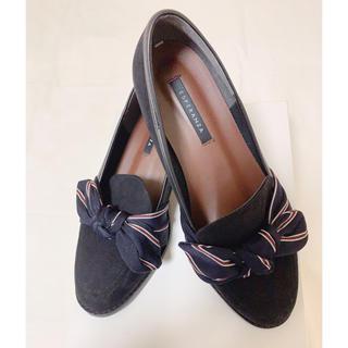 エスペランサ(ESPERANZA)のローファー風 パンプス(ローファー/革靴)