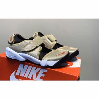 ナイキ(NIKE)の【新品】Nike Air Rift ナイキ エアリフト メタリック(スニーカー)