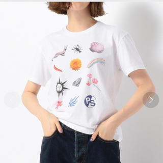 Paul Smith - ポールスミス 【洗える!】フォトグラフィックコラージュプレイスメント Tシャツ