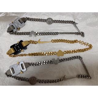 ディオールオム(DIOR HOMME)の【1017 ALYX 9SM】Hero Chain【Silver】(ネックレス)