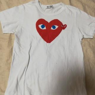 COMME des GARCONS - コムデキャルソン  PLAY Tシャツ