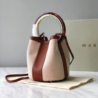 Marni - MARNI Pannier ハンドバッグ ショルダーバッグ ミニ