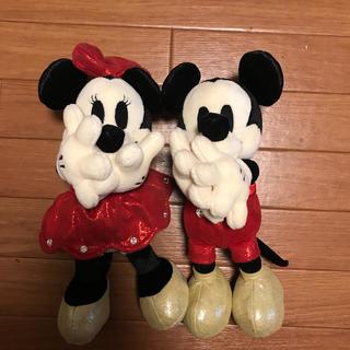ヨンドシー(4℃)の4℃のMickey &mini(ぬいぐるみ/人形)
