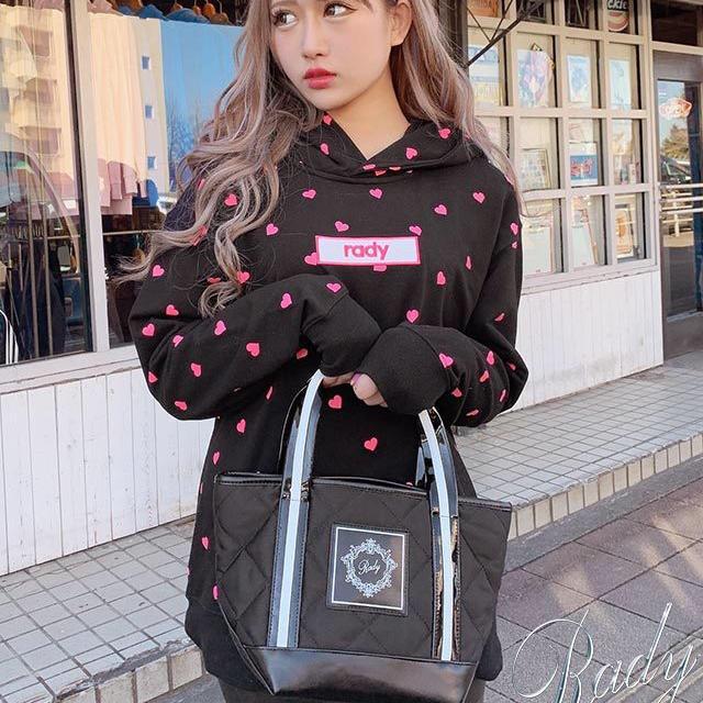 Rady(レディー)のrady  キルティングバック レディースのバッグ(トートバッグ)の商品写真