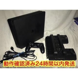 PlayStation4 - ps4本体 500gb 黒 ブラック おまけ