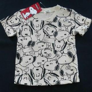 スヌーピー(SNOOPY)の①スヌーピーTシャツ(Tシャツ)