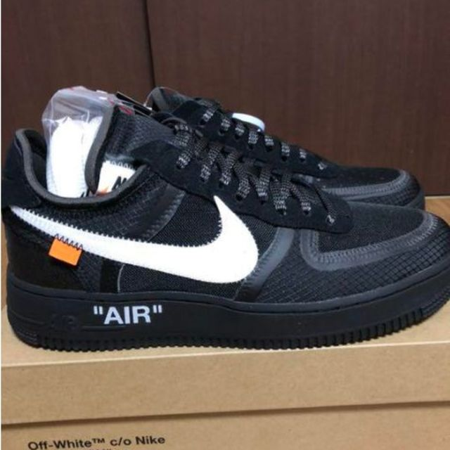 nice cheap great fit quite nice NIKE AIR FORCE 1 LOW OFF-WHITE 26.5cm