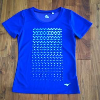 ミズノ(MIZUNO)のミズノスポーツウエア Tシャツ レディース(ウォーキング)