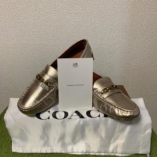 コーチ(COACH)のCoach 👞 (ローファー/革靴)