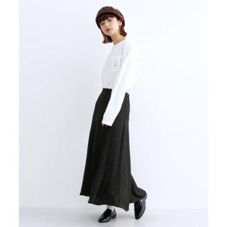 メルロー(merlot)のmerlot サテンマーメイドスカート(ひざ丈スカート)
