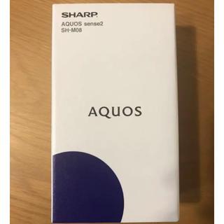 AQUOS - SH-M08