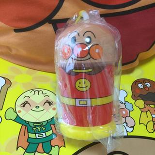 アンパンマン - 非売品 アンパンマン  ストローボトル アサヒ飲料