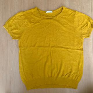 GU - ニットTシャツ