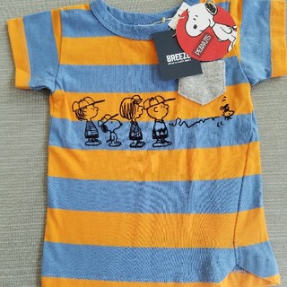 BREEZE - PEANUTS Tシャツ