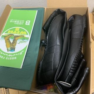 日本野鳥の会 レインブーツ(レインブーツ/長靴)