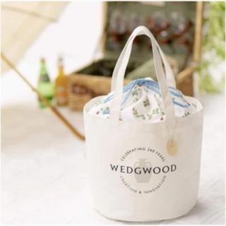 ウェッジウッド(WEDGWOOD)のワイルドストロベリーバッグ(ハンドバッグ)