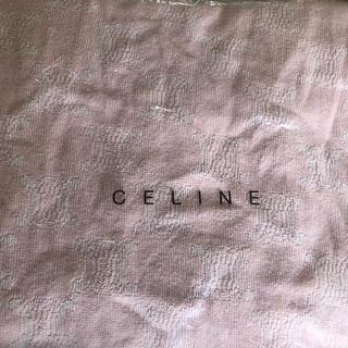 セリーヌ(celine)のCELINEハーフケットピンク♪(おくるみ/ブランケット)