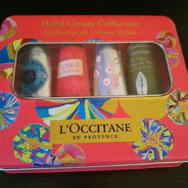L'OCCITANE(ロクシタン)のロクシタン 30ml  限定セット コスメ/美容のボディケア(ハンドクリーム)の商品写真