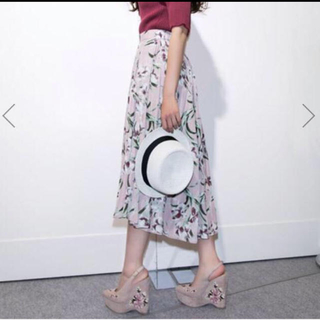 COCO DEAL - 花柄ロングスカート