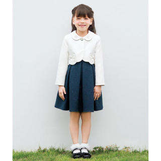 anyFAM - 新品 120★エニィファム★ボレロ