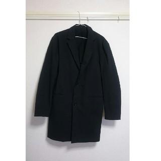 GU - GU チェスター コート ブラック 黒