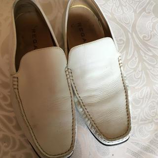 REGAL - REGAL ホワイト紳士靴