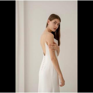 ウェディングドレス 二次会 結婚式 エンパイア パーティドレス