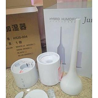 美品!保証 超音波加湿器アロマおしゃれ 大容量  リモコン タワー型 ランキ一位(加湿器/除湿機)