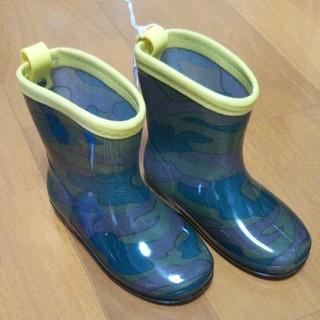 ブリーズ(BREEZE)の【美品】長靴 レインブーツ キッズ (長靴/レインシューズ)