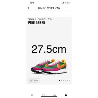 sacai - Nike Sacai LDWaffle 27.5