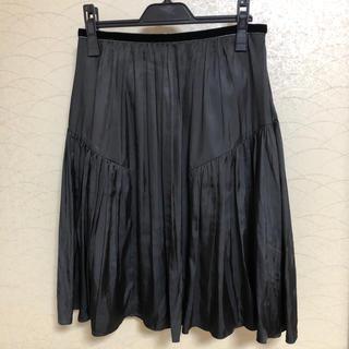 ロペ(ROPE)のROPE フレアースカート (ひざ丈スカート)