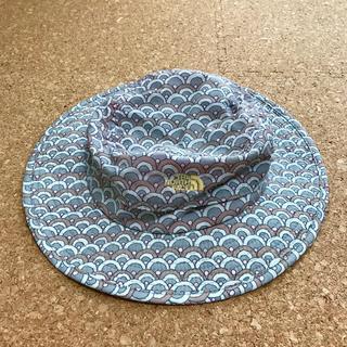 ミナペルホネン(mina perhonen)のminaprhonen コラボハットKM THE NORTH FACEキッズ  (帽子)