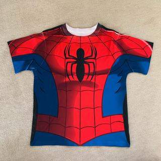 コストコ(コストコ)のスパイダーマン Tシャツ 120センチ(Tシャツ/カットソー)
