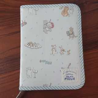 gelato pique - 母子手帳ケース