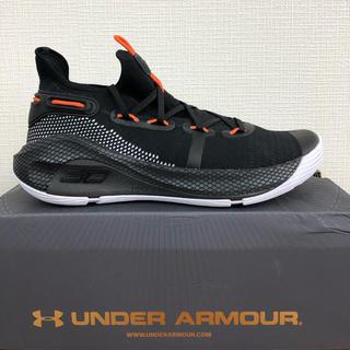 アンダーアーマー(UNDER ARMOUR)のカリー6 新品 27.5cm(バスケットボール)