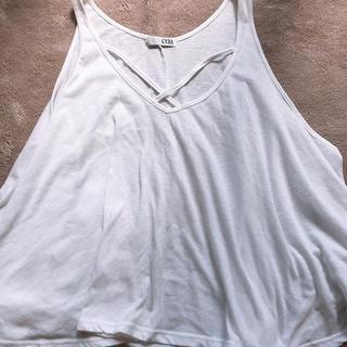 ジェイダ(GYDA)のGYDA 2点セット ENVYM リゼクシー(カットソー(半袖/袖なし))
